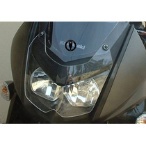Cubre Optica Motos Klr 650 Kawasaki Cubre Farol Elmotociclis