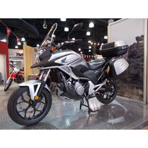 Honda Nc700 X Deflector Nuevo En Abs Años 2012/13
