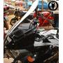 Parabrisa Elevado Tdm 900 Motos Yamaha Touring Cupula Burbuj