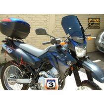 Parabrisas Yamaha Xtz 250 Lander Mejor En Ruta 3 Motos