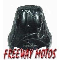 Parabrisa Falcon Tornado Enduro Dakar Negro Freeway Motos !