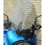 Parabrisa Elevado Motos Versys 650 06/09 Kawasaki Kle 650
