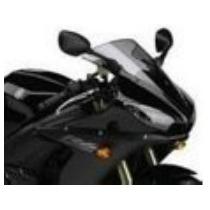 Parabrisas Kappa Yamaha R6 Yzf 600 03/05 43x37,20cm Kd135s