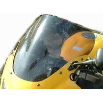 Doble Burbuja F4 Motos Cbr 600 99/00 Honda Parabrisa Cupulas