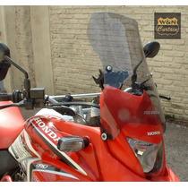 Parabrisa Curtain Honda Xre 300 - Bondio Sport