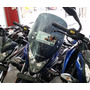 Parabrisa Motos Bajaj Rouser Ns 200 Naked Cupula Proscreen