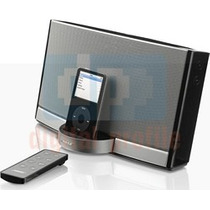 Parlantes Para Ipod Bose Sounddock Portatil Con Cargador