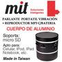 Parlante Mini Portatil C/microsd Bateria