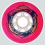 Ruedas Roller Gyro Gfr-slalom Dureza 83a 80mm (pack X 8)