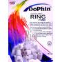 Canutillos De Ceramica Dophin X 400grs