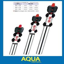 Calefactor Calentador Para Acuario Rs Electrical 25w 50w 75w