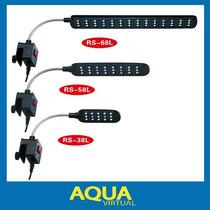 Iluminador De Led Para Acuarios De 20 A 40 Cm Con Clip