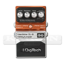 Pedal Digitech Dl8 Delay Looper