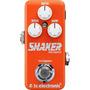 Tc Electronic Shaker Mini Vibrato Pedal Para Guitarra