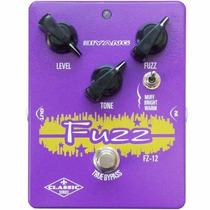 Pedal Fuzz Biyang Classic Series Fz12 Análogo True Bypass