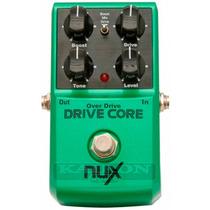 Pedal Nux Drive Core Pedal De Overdrive