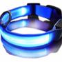 Collar Para Perros Luminosos - Led - Envio Gratis -