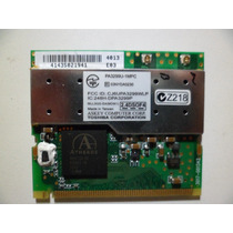 Placa Wifi Toshiba Satellite A40-sp151