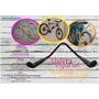 Soporte Gancho Para Colgar Bicicleta De La Pared