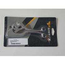 Manijas Wirtz Suzuki Rm Negro 203-025 Urquiza Motos
