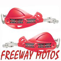 Cubre Manos Circuit Fhs Tornado Alma Aluminio Freeway Motos!