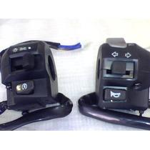 Juego Manillares Comando Luces Yamaha Ybr 125 Silviomotos