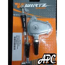 Alivianador Embrague Universal Moto Y Cuatriciclo Wirtz