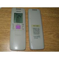 Control Remoto Mk Tech Para Aire Acondicionado Frio Calor