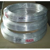 Caño De Aluminio 3/8 Para Gas