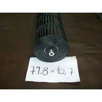 Turbina Centrifuga Aire Acondicionado Split 79.8 Por 10.7