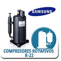 Compresores Rotativos Samsung Nuevos