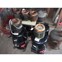 8 Bochas Motocompresores Aire Acondicionado De 5 A 8 Hp.