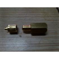 Adaptador Bronce De Manometro R22 A R410