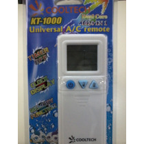 Control Remoto Universal Aire Acondicionado + De 1000 Codigo