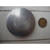 Tapa De Aluminio P/quemador De Cocina - 6,3cm De Diametro