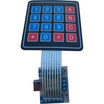Interface Usb Emula Teclado + Teclado 4x4 Rockolas,mame,etc