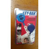 Porta Tarjeta O Llavero Key Bak Extensible A 85cm (pack X 2)