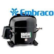 Motor De Heladera 1/8hp Para R12 (blends) Embraco