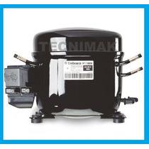 Motor Compresor De Heladera 1/5 Hp Embraco Gas R134
