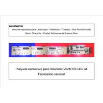 Plaqueta Heladera Bosch Ksu 40/44