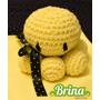 Muñeco Tejido Crochet. Amigurumis Pulpo