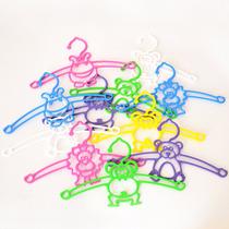Pack De 10 Perchas De Diseño Para Bebes Y Niños Punto Bebe