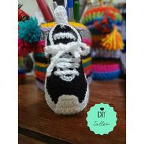 Zapatillas De Bebé Tejidas - Excelente Terminación - Compará