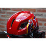Casco Ciclismo Prowell Gripen X-11 Talle M (rojo)