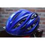 Casco Ciclismo Prowell R-66 Goshawk Talle L (azul)