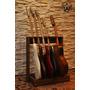 Soporte Para Guitarra Y Bajo Abraxas 5 Instrumentos
