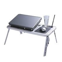 Mesa Portatil E-table Cooler Base Mouse Pad Pc Microcentro