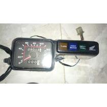 Xlr 125 Tablero Original, Llave De Luces Y Cable Velocimetro