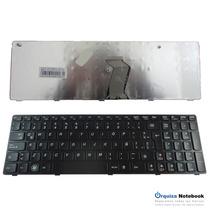 Teclado Lenovo Z580 Z560 Z565 G570 G575 Negro Español