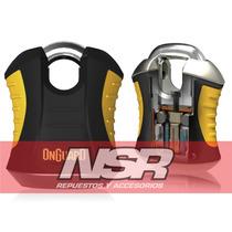 Candado Reforzado Onguard 8101 On Guard P/cadena Nsr Motos